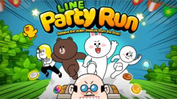 Line Party Run Hack